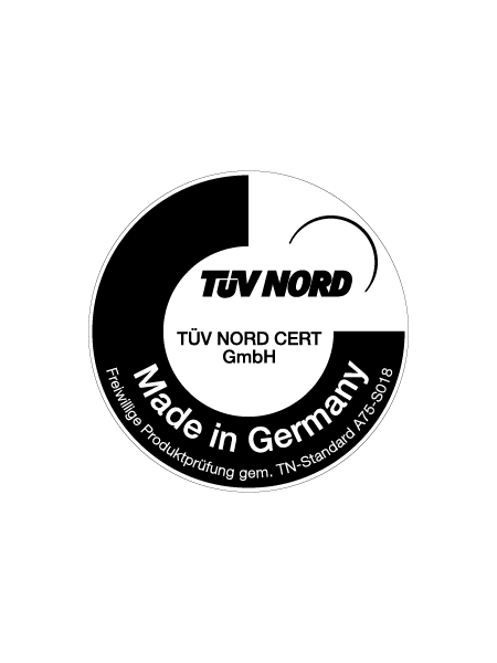 tuev nord made in germany